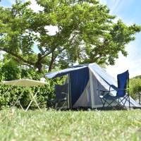 Camping les Romarins - tente