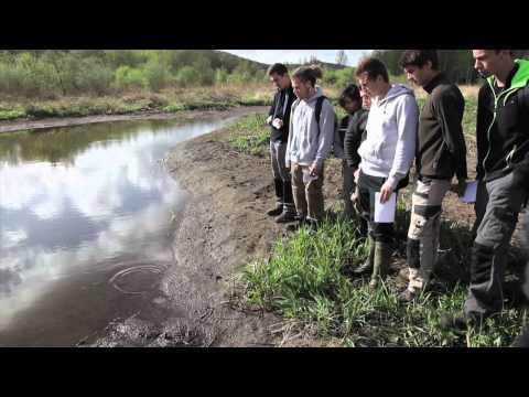 Tous en action ! Vexin français : l'eau et ses enjeux vus par les jeunes © PNR Vexin Français /Fédération des Parcs