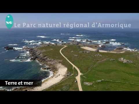 Le Parc Naturel Régional d'Armorique, entre terre et mer
