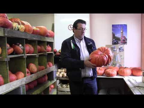 Pour éviter le gaspillage alimentaire, Steve Kuzma fait de la soupe aux légumes bio et moches